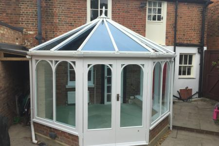 Global Conservatory Roof System Used